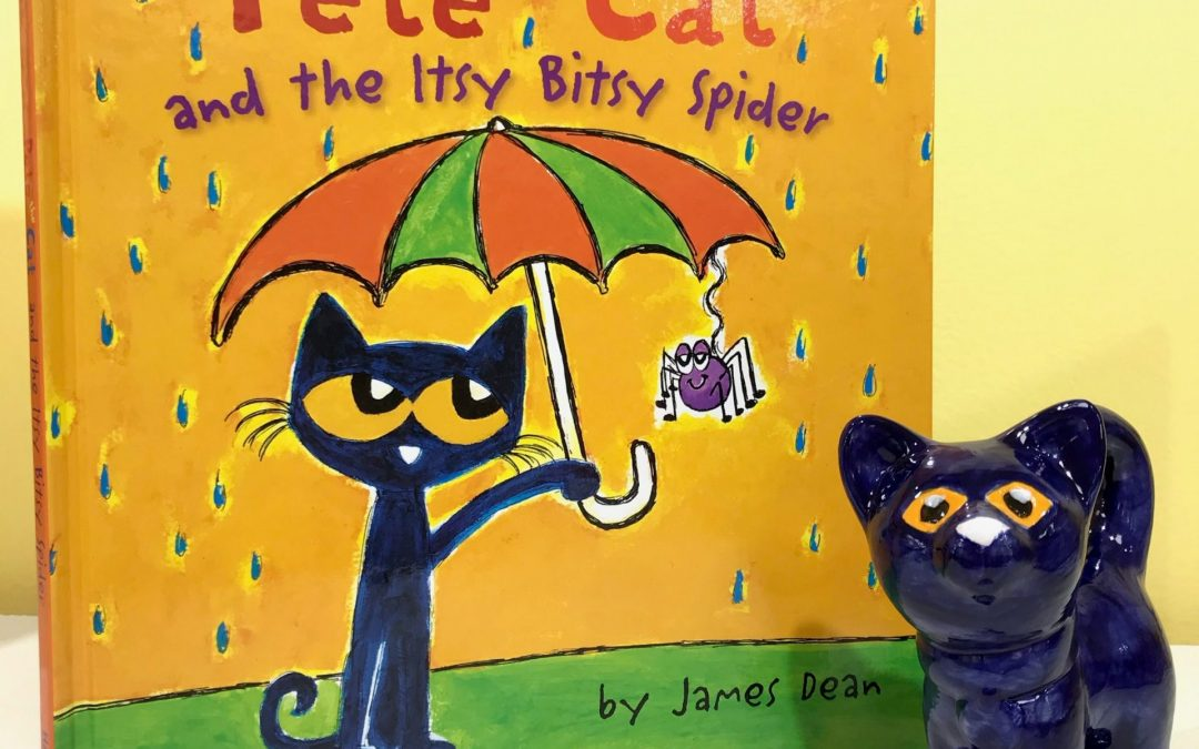 'Pete The Cat' Toddle Time